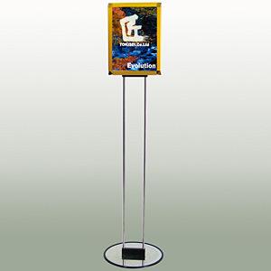 クリエイティブパネルスタンド A4縦 CPA88-A4T