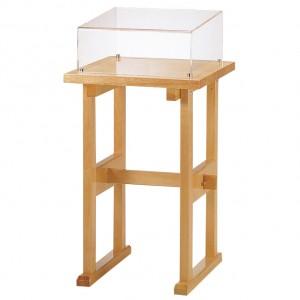 木製サンプルスタンド カラー:ナチュラル (58264NAT)